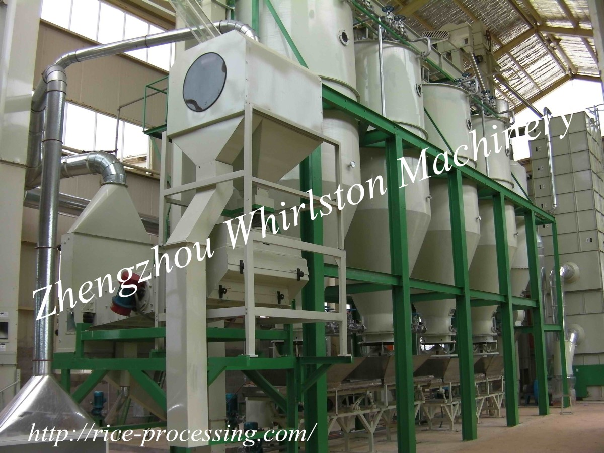 Rice Mill Machines Riceprocessingcom Process Flow Diagram